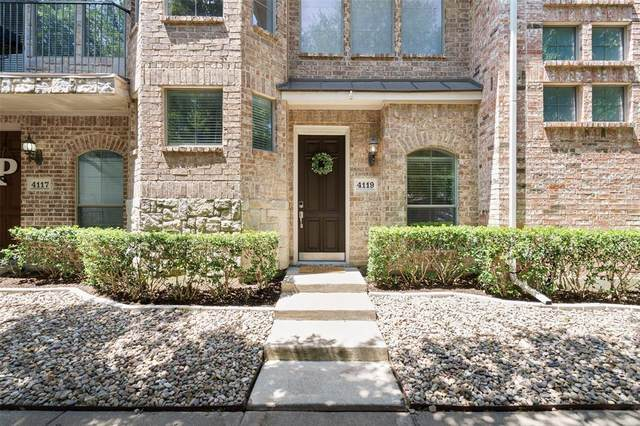 4119 Lafayette Street, Dallas, TX 75204 (MLS #14386813) :: Hargrove Realty Group