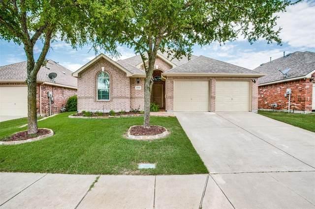2412 Spring Drive, Mckinney, TX 75072 (MLS #14386842) :: The Kimberly Davis Group