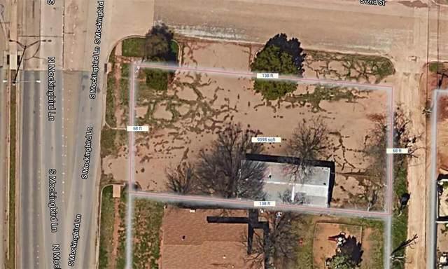 201 S Mockingbird Lane, Abilene, TX 79605 (MLS #14386849) :: All Cities USA Realty