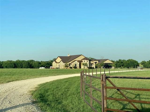 655 County Road 431, Stephenville, TX 76401 (MLS #14386869) :: The Chad Smith Team