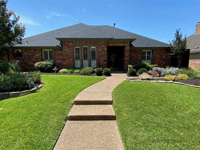 2900 Redfield Drive, Plano, TX 75025 (MLS #14386877) :: The Hornburg Real Estate Group