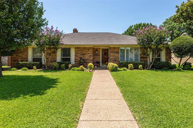 906 Grinnell Drive, Richardson, TX 75081 (MLS #14386883) :: Robbins Real Estate Group
