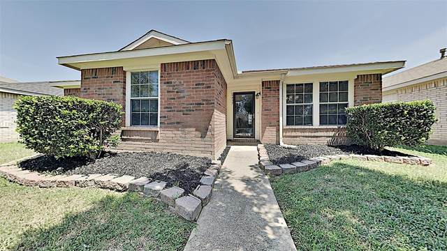 2437 Meadowgate Lane, Lancaster, TX 75134 (MLS #14386905) :: The Mitchell Group