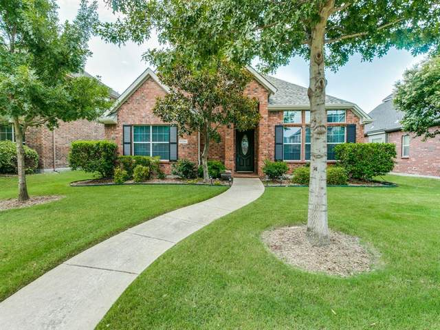 11291 Plainview Drive, Frisco, TX 75035 (MLS #14386937) :: Frankie Arthur Real Estate