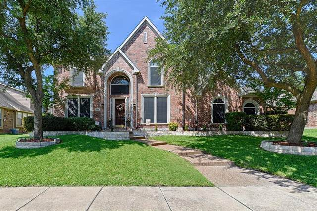 8405 Quinton Point Drive, Plano, TX 75025 (MLS #14386941) :: The Hornburg Real Estate Group
