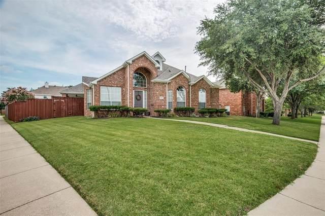 2448 Greenwich Drive, Carrollton, TX 75006 (MLS #14386945) :: Post Oak Realty