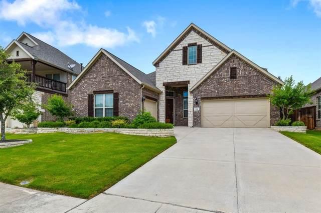 1416 Madrid Falls Drive, Mckinney, TX 75071 (MLS #14386959) :: The Kimberly Davis Group