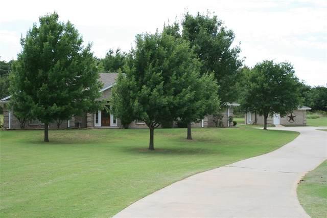 270 Brazos West Drive, Mineral Wells, TX 76067 (MLS #14386988) :: Team Tiller