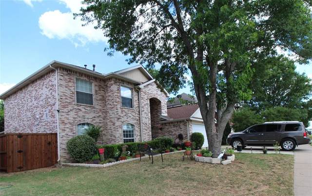 8401 Clearbrook Drive, Fort Worth, TX 76123 (MLS #14387004) :: The Chad Smith Team