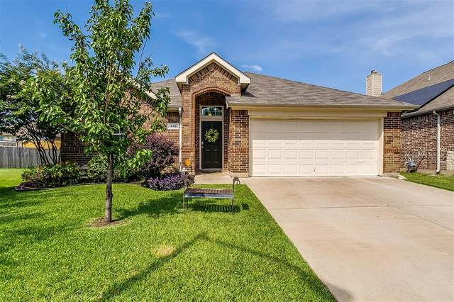 448 Angler Drive, Crowley, TX 76036 (MLS #14387033) :: Hargrove Realty Group