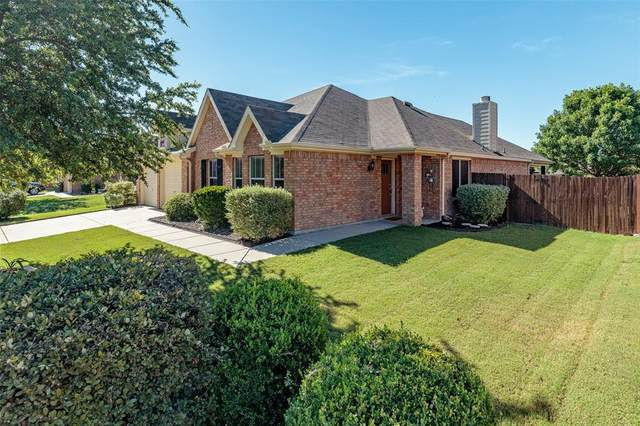 13416 Quail View Drive, Fort Worth, TX 76052 (MLS #14387037) :: The Chad Smith Team