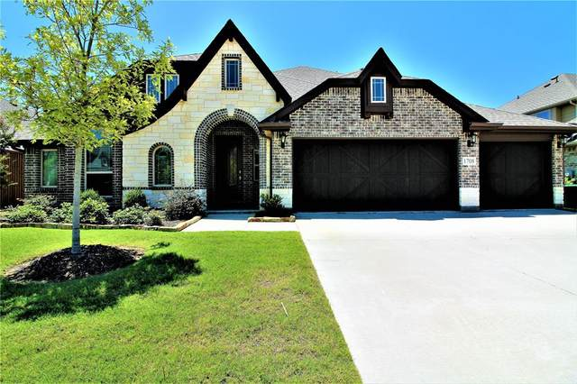 1708 Grady Lane, Little Elm, TX 75068 (MLS #14387038) :: The Kimberly Davis Group