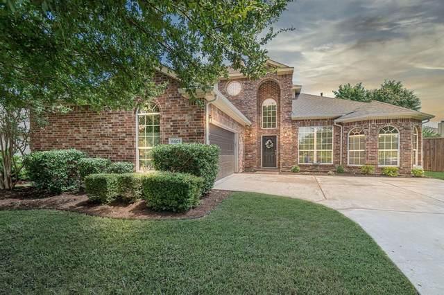 15507 Appaloosa Drive, Frisco, TX 75035 (MLS #14387078) :: The Kimberly Davis Group
