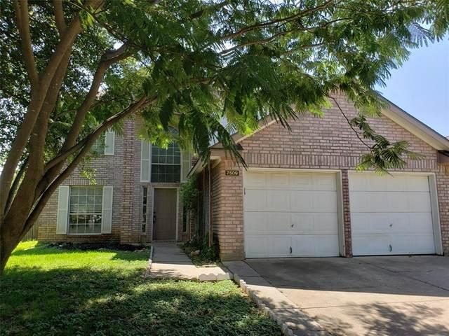 7509 Lake Arrowhead Drive, Fort Worth, TX 76137 (MLS #14387082) :: The Chad Smith Team