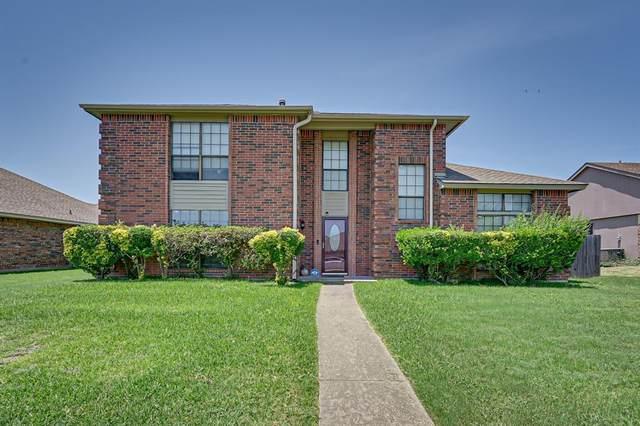 170 Wildwood Drive, Desoto, TX 75115 (MLS #14387088) :: Team Tiller