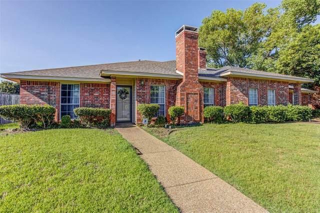 1200 University Drive, Plano, TX 75075 (MLS #14387108) :: Post Oak Realty
