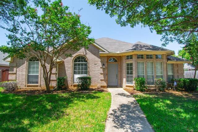700 Normandy Drive, Euless, TX 76039 (MLS #14387119) :: The Mitchell Group