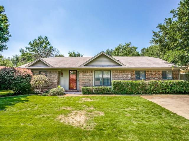8408 Glenann Drive, North Richland Hills, TX 76182 (MLS #14387123) :: All Cities USA Realty