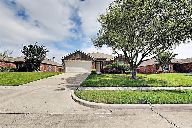 1204 Huntsville Drive, Wylie, TX 75098 (MLS #14387138) :: Tenesha Lusk Realty Group