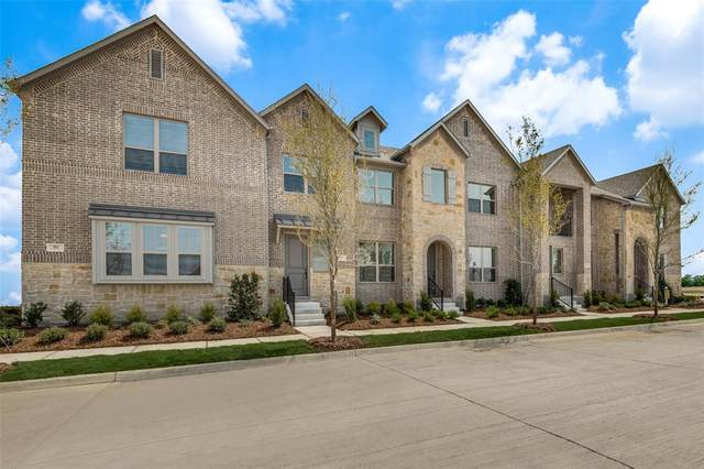 607 Cobblestone Lane, Irving, TX 75039 (MLS #14387141) :: The Daniel Team