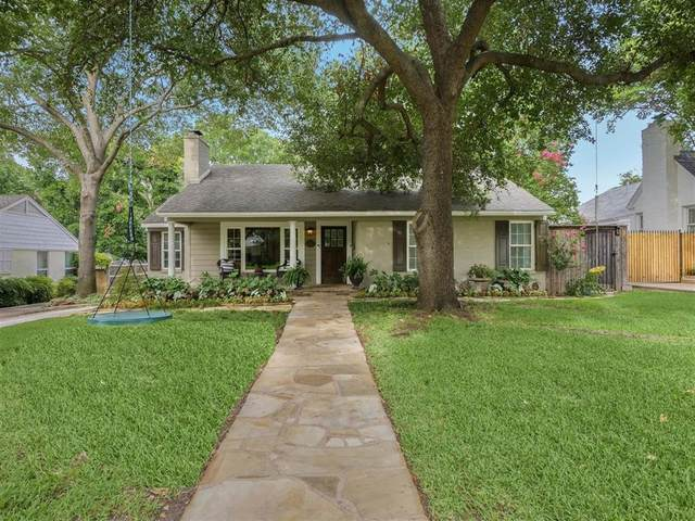 2621 Boyd Avenue, Fort Worth, TX 76109 (MLS #14387146) :: The Mitchell Group