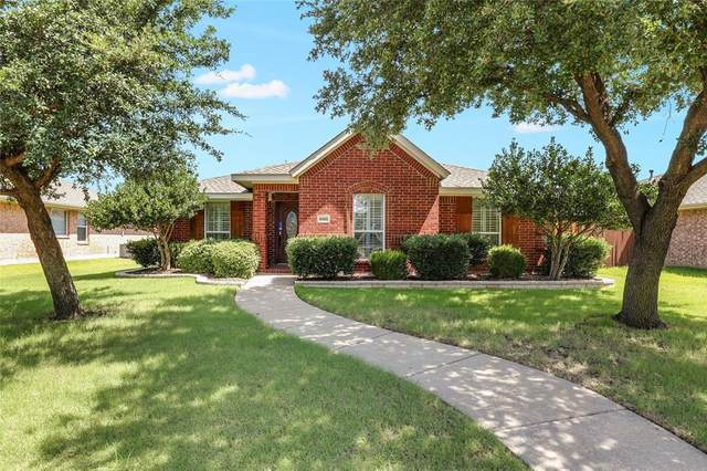 4166 Parterre Drive, Frisco, TX 75033 (MLS #14387154) :: The Paula Jones Team | RE/MAX of Abilene