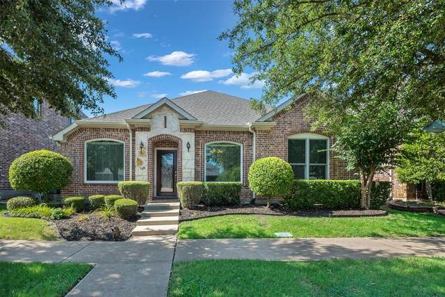 5605 Hampshire Drive, Mckinney, TX 75070 (MLS #14387159) :: Tenesha Lusk Realty Group