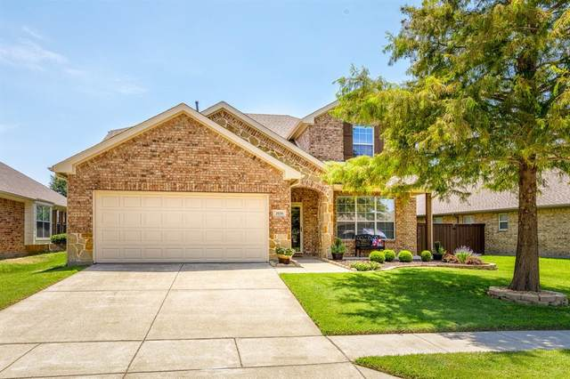 2020 Scott Creek Drive, Little Elm, TX 75068 (MLS #14387164) :: The Kimberly Davis Group