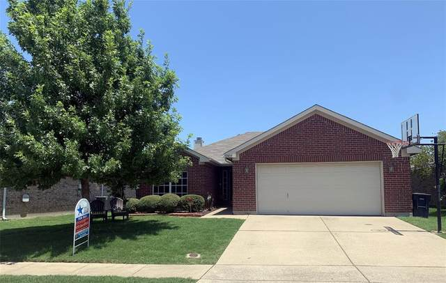 12409 Seven Eagles Lane, Fort Worth, TX 76028 (MLS #14387236) :: The Chad Smith Team