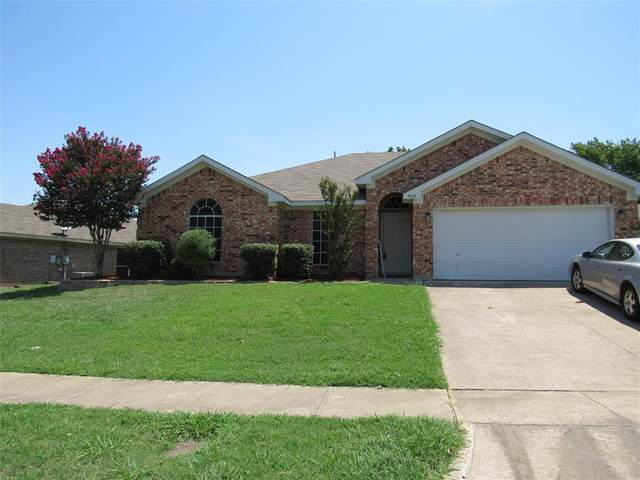 7933 Mourning Dove Drive, Arlington, TX 76002 (MLS #14387238) :: All Cities USA Realty