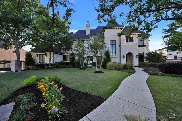 1320 Fanning Street, Southlake, TX 76092 (MLS #14387255) :: The Kimberly Davis Group