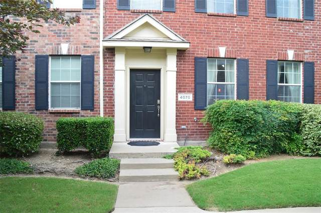 4070 Kyndra Circle, Richardson, TX 75082 (MLS #14387261) :: Tenesha Lusk Realty Group