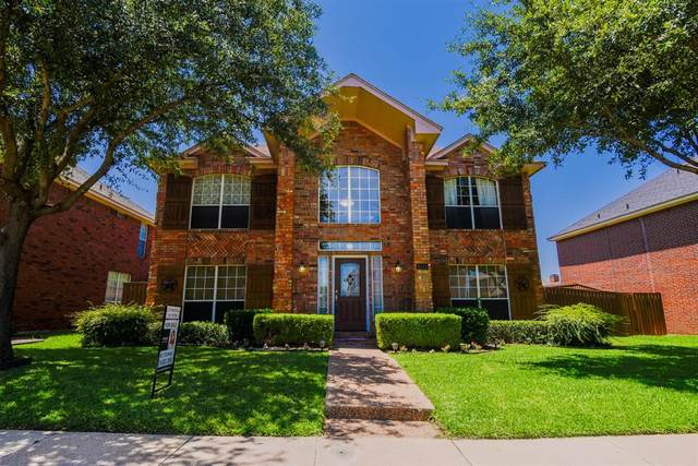 1511 Jeanette Way, Carrollton, TX 75006 (MLS #14387278) :: The Mitchell Group