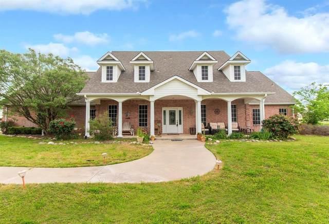 7100 County Road 4064, Kemp, TX 75143 (MLS #14387293) :: The Chad Smith Team