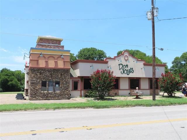 2312 W 7th Avenue, Corsicana, TX 75110 (MLS #14387305) :: The Kimberly Davis Group