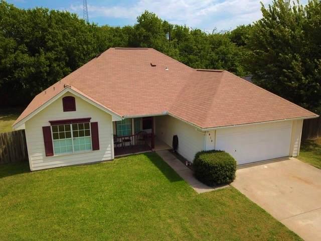414 Meadow Lane, Aubrey, TX 76227 (MLS #14387519) :: Frankie Arthur Real Estate