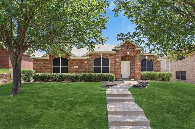 3328 Knollcrest Lane, Mesquite, TX 75181 (MLS #14387564) :: The Heyl Group at Keller Williams