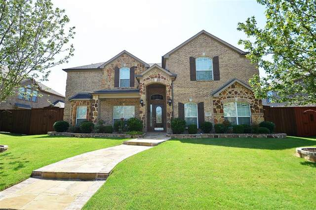 12387 Mill Run Drive, Frisco, TX 75035 (MLS #14387585) :: The Kimberly Davis Group