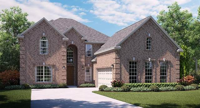 16306 Barton Creek Lane, Frisco, TX 75068 (MLS #14387631) :: The Kimberly Davis Group