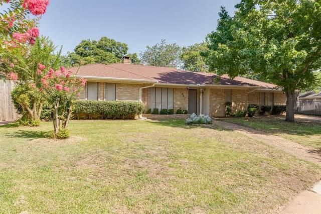 1907 Douglas Circle, Irving, TX 75062 (MLS #14387648) :: Robbins Real Estate Group