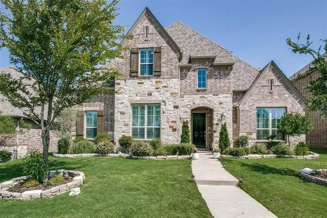 3009 Gentry Drive, Sachse, TX 75048 (MLS #14387649) :: Trinity Premier Properties