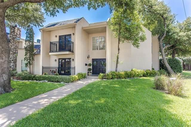 9404 Timberleaf Drive, Dallas, TX 75243 (MLS #14387690) :: The Hornburg Real Estate Group