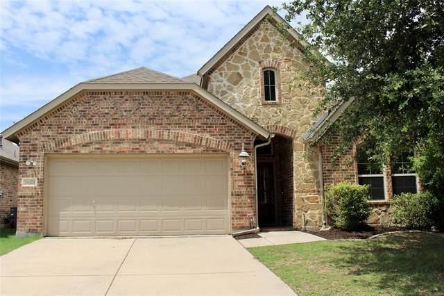 10424 Sexton Drive, Mckinney, TX 75072 (MLS #14387691) :: NewHomePrograms.com LLC