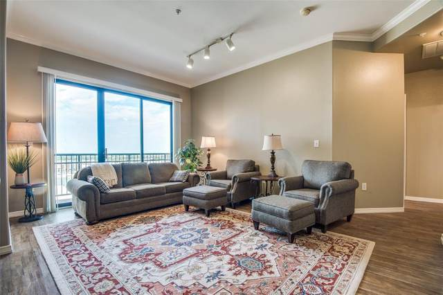 330 Las Colinas Boulevard E #1306, Irving, TX 75039 (MLS #14387719) :: Results Property Group