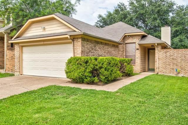 6840 Driffield Circle E, North Richland Hills, TX 76182 (MLS #14387750) :: The Heyl Group at Keller Williams