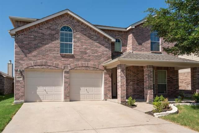 1505 Canary Drive, Little Elm, TX 75068 (MLS #14387776) :: The Kimberly Davis Group