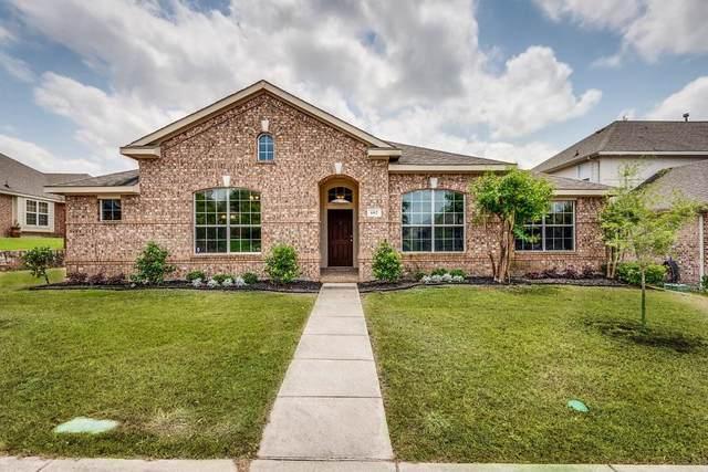 602 Azalea Drive, Glenn Heights, TX 75154 (MLS #14387782) :: All Cities USA Realty
