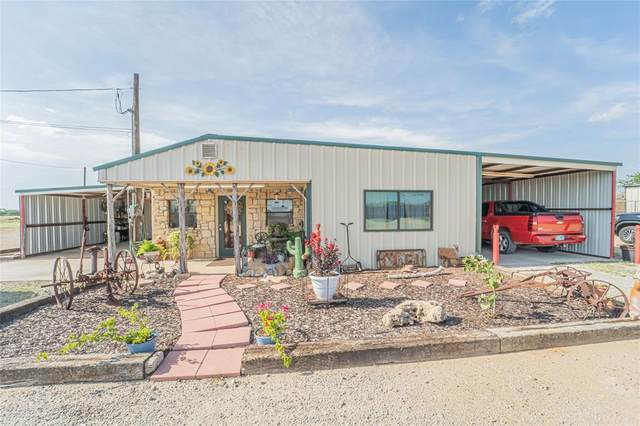 2202 E Highway 180, Breckenridge, TX 76424 (MLS #14387811) :: The Tierny Jordan Network