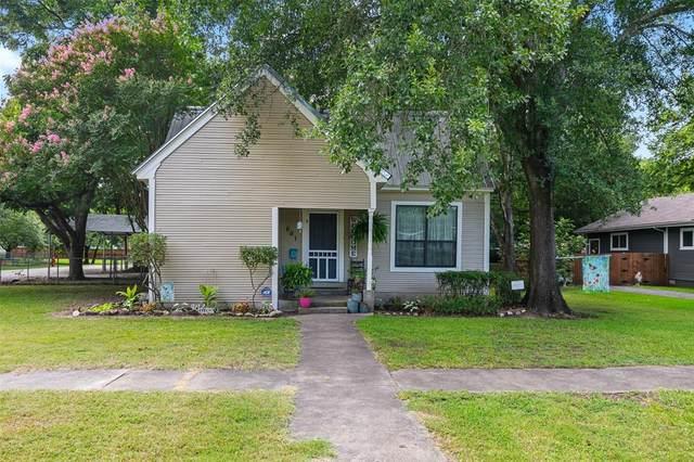 601 SW 3rd Street, Kerens, TX 75144 (MLS #14387817) :: The Kimberly Davis Group