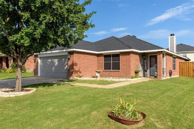 206 Equestrian Drive, Waxahachie, TX 75165 (MLS #14387856) :: All Cities USA Realty